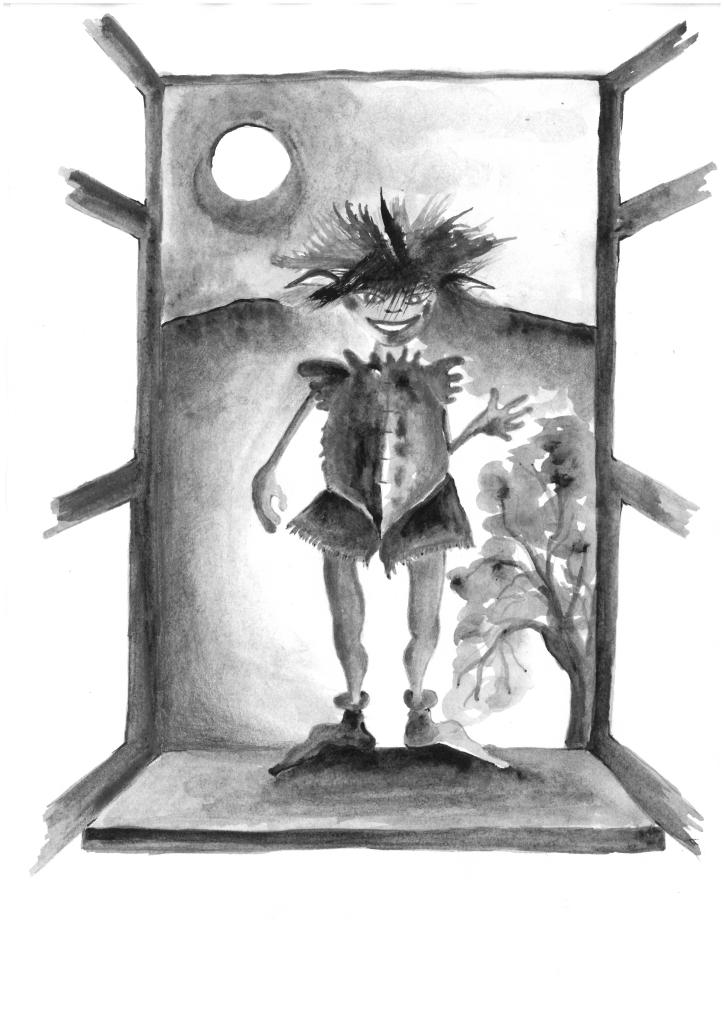 Illustrazione interna di Giorgio Carrubba
